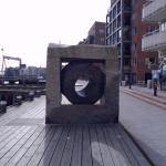 Скульптура в Гетеборге и немножко новостей