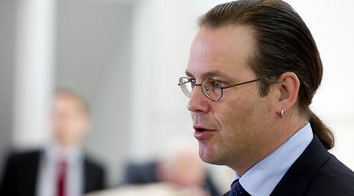 шведский министр финансов
