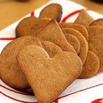 Имбирное печенье — pepparkakor