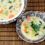 Овощной суп — ängamat