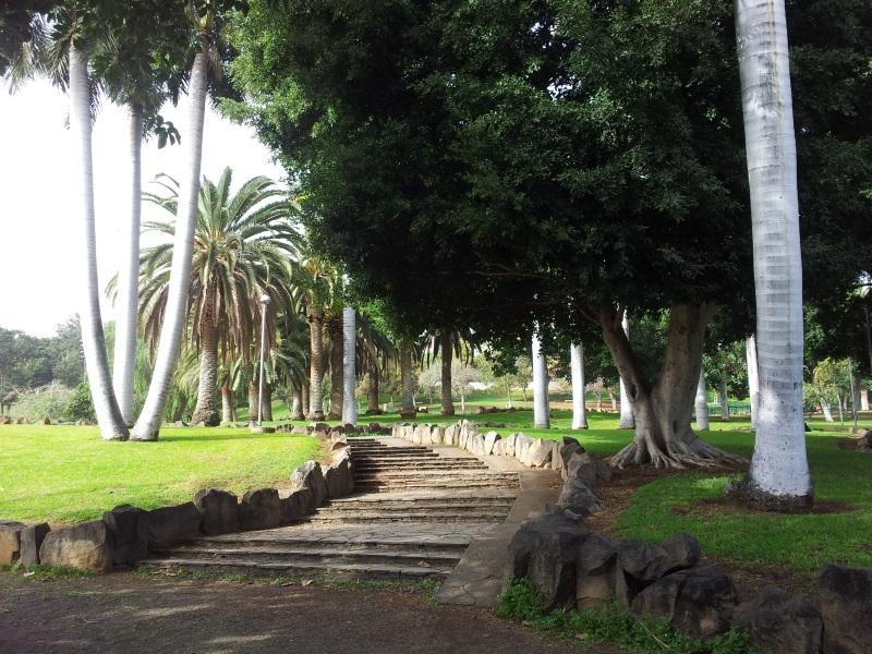 тенерифе парк