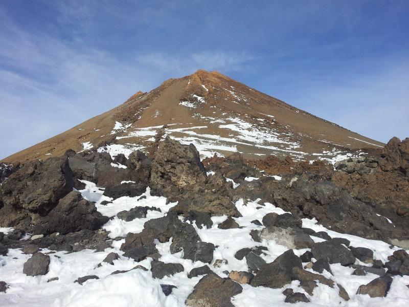 тенерифе вулкан